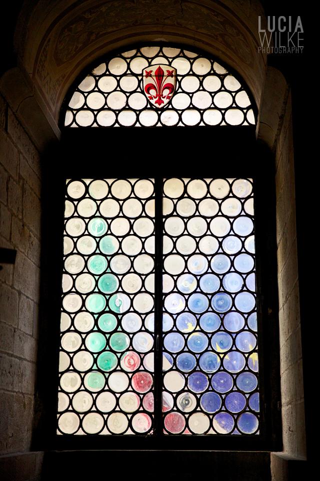 Bargello Window